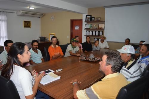 foto Produtores rurais recebem reembolso do programa Rural Tap
